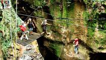 Guachipelin Adventure Zipline Horseback River Tubing Combo, Tamarindo, Ziplines