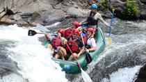 Whitewater Rafting Class III and IV, Tamarindo, Hiking & Camping