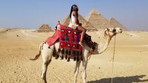 Desert safari at Giza Pyramids with Quad Bike and camel Riding during sunset, Giza, Nature & ...