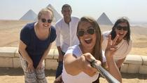 Layover Visit Giza Pyramids and Felucca Ride on The Nile River and Dinner Cruise, Cairo, Dinner...