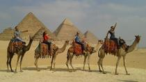 Day Tour To Giza Pyramids with Camel Ride and Egyptian Museum in Cairo, Cairo, Nature & Wildlife