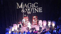 Wine Tasting and Magic Show in Orange County, Long Beach