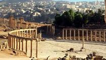 JORDAN GEMS - PRIVATE TOUR JERASH, MT NEBO, DEAD SEA, PETRA, WADI RUM in 3 Days, Amman, Private...