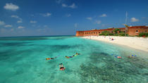 Excursion d'une journée au parc national Dry Tortugas en catamaran, Key West