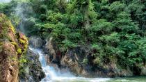 Jungle Pontoon Boat and Waterfall Adventure Tour, San Ignacio, Eco Tours