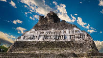 Xunantunich Mayan Temple Tour Including Che Chem Ha Cave, San Ignacio, Hiking & Camping