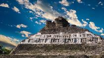 Xunantunich Temples and Jungle Pontoon Waterfall Adventure, San Ignacio, Archaeology Tours