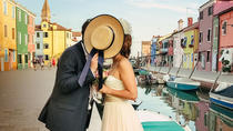 Foto-Schießen in Burano-Insel, Venice, Photography Tours