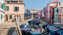 Grand Canal Boat Private Tour: Murano and Burano, Venice, Gondola Cruises