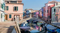 Private Bootstour auf dem Canal Grande: Murano und Burano, Venice, Private Sightseeing Tours