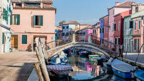 Tour Privato in Motoscafo sul Canal Grande: Murano e Burano, Venice, Private Sightseeing Tours