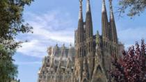 Barcelona Walking Tour with Priority Access Sagrada Familia, Barcelona, Private Sightseeing Tours