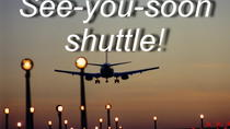 Flughafentransfer Barcelona mit Shuttlebus: Abflug, Barcelona, Airport & Ground Transfers
