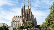 Full Day Guided Tour and Skip the Line: Sagrada Familia, Park Güell and La Pedrera, Barcelona,...