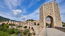 Full Day Guided Tour: Three Medieval Towns Plus Lunch, Barcelona, null