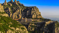 Full Day Guided Tour to Montserrat and Organic Winery from Barcelona, Barcelona, Private ...