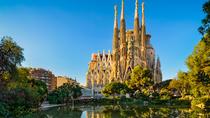 Private Full Day Tour & Skip the Line: Sagrada Familia, Park Güell & La Pedrera, Barcelona,...
