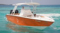 Island Hopping in Style 34ft, Cartagena, Day Cruises
