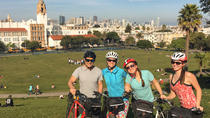 Heart of San Francisco Culture: a unique Bike and Food Tour, San Francisco, City Tours