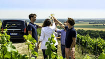 Champagne Day Trip to Moët et Chandon and Family Winery including Lunch from Reims, Reims, ...