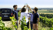 Small-Group Champagne Tour with Champagne Tastings and Lunch from Epernay, Reims