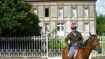 Excursion privée : haras de pur-sang de Normandie avec promenade à cheval en option au ...
