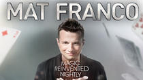Mat Franco Magic Reinvented Nightly at the LINQ Hotel and Casino, Las Vegas, Theater, Shows & ...