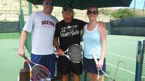 St Martin/St Maarten Private Tennis Lesson for Two People, Ilha de São Martinho