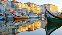 Aveiro and Costa Nova Tour half day with river cruise Small-Group from Porto, Northern Portugal, ...