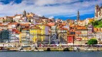 Porto Combo: Porto City Tour, Braga, Guimarães, Douro, Santiago de Compostela, Aveiro and Costa...