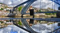 Porto Full-Day Tour Including River Cruise and Wine Tasting, Porto, City Tours