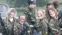 Paintballing in Herefordshire, Hereford