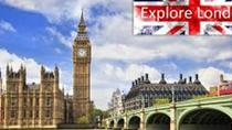 London Day Tour Including Lunch Cruise, London, Day Cruises