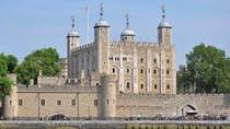 London Day Tour Including Lunch Cruise, London, Hop-on Hop-off Tours