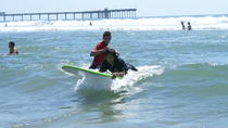 Private Surf Lesson in San Diego, La Jolla, Surfing Lessons