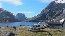 Milford Sound Helicopter Flight, Te Anau, Helicopter Tours