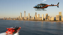 Gold Coast Combo: Ocean Jet-Boat Ride and Helicopter Flight , Gold Coast, Jet Boats & Speed Boats