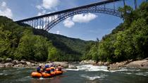 Lower New River Whitewater Rafting Trip, Fayetteville, River Rafting & Tubing