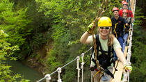 New River Gorge Zip Line Canopy Tour, Fayetteville, Ziplines