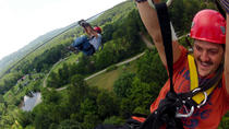 New River Gorge Zip Lining, Fayetteville, Ziplines
