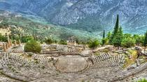 Delphi Full-Day Excursion from Patras, Peloponnese, Private Sightseeing Tours