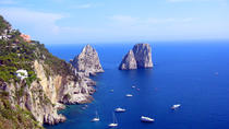 Capri and Anacapri Guided Tour from Amalfi Coast, Amalfi Coast, Day Trips