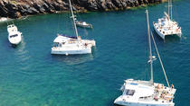 Half-Day Catamaran Cruise of Santorini , Santorini, Catamaran Cruises