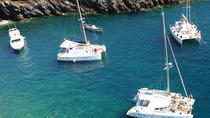 Sailing Catamaran Cruise in Santorini , Santorini, Sailing Trips