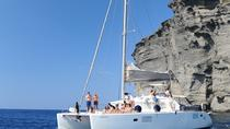 Sailing Cruise in Santorini to Red Beach and Akrotini, Santorini, Day Cruises
