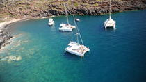 Santorini Sailing Cruise to Red Beach and Akrotini, Santorini, Day Cruises