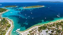 Private Full-Day Croatian Islands Boat Tour from Trogir, Split