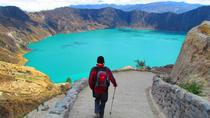 Full-Day Quilotoa Lake Hiking Tour from Quito, Quito
