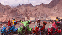 Hoover Dam Trike Tour, Las Vegas, Vespa, Scooter & Moped Tours
