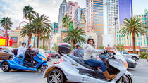 Las Vegas Strip and Downtown by Trike Including Pawn Stars , Las Vegas, Vespa, Scooter & Moped Tours
